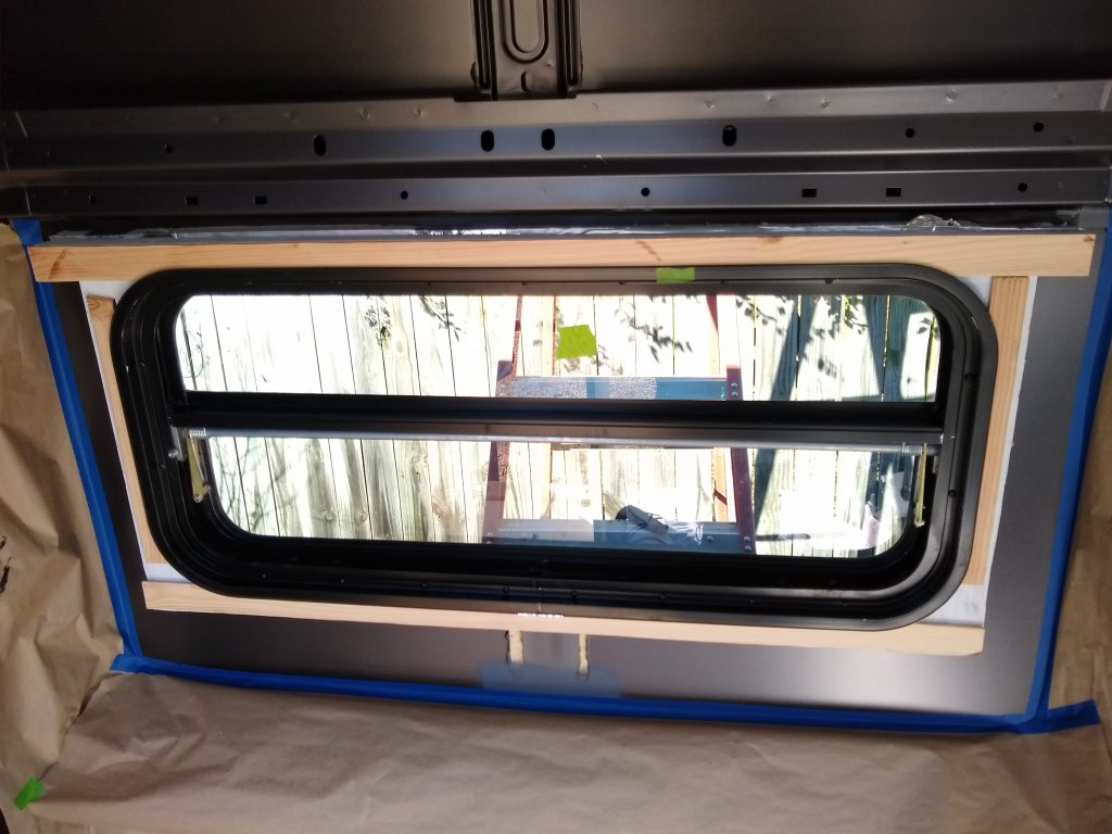 DIY RV Window Install