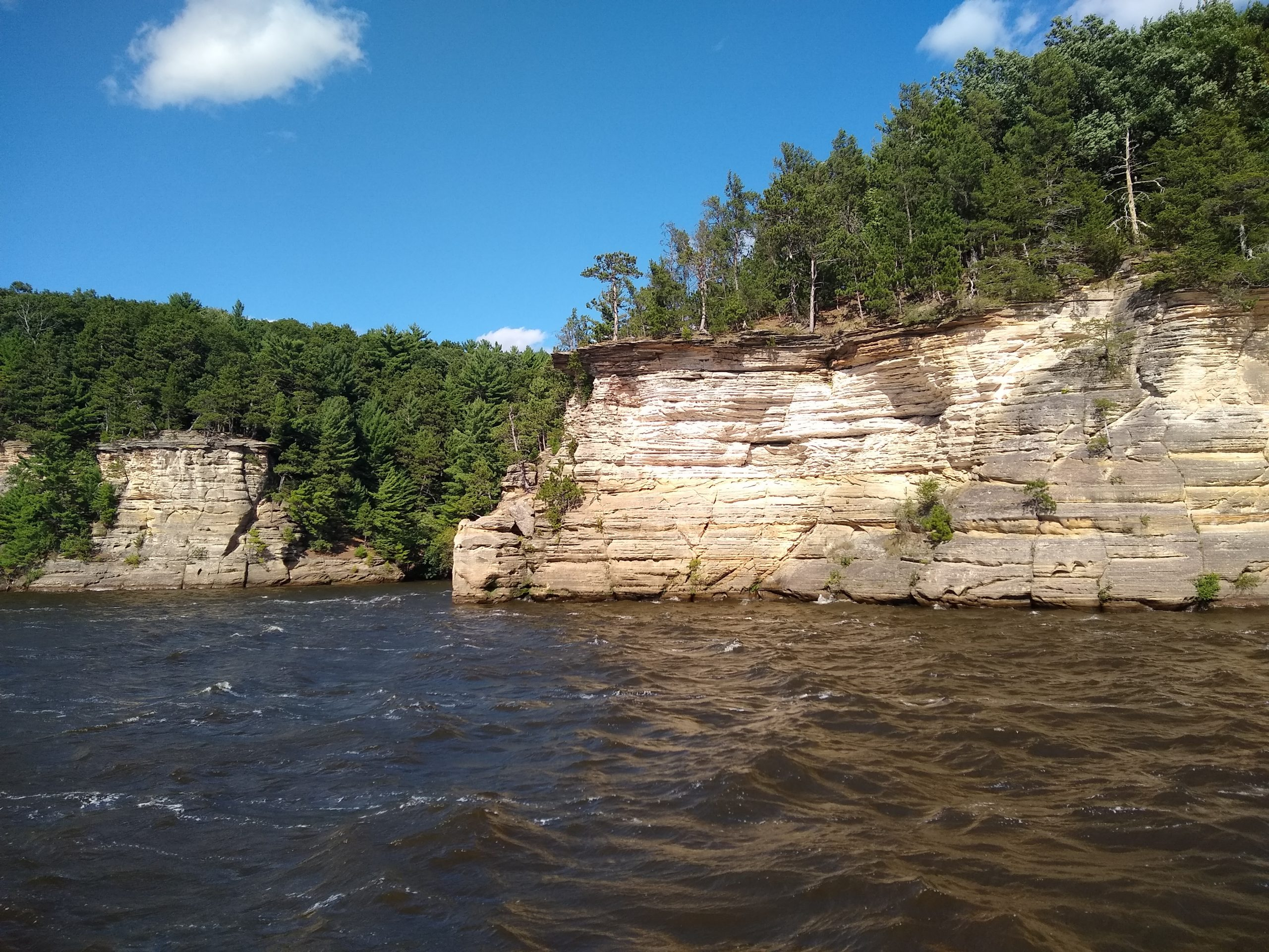 Upper Dells of the Wisconsin River