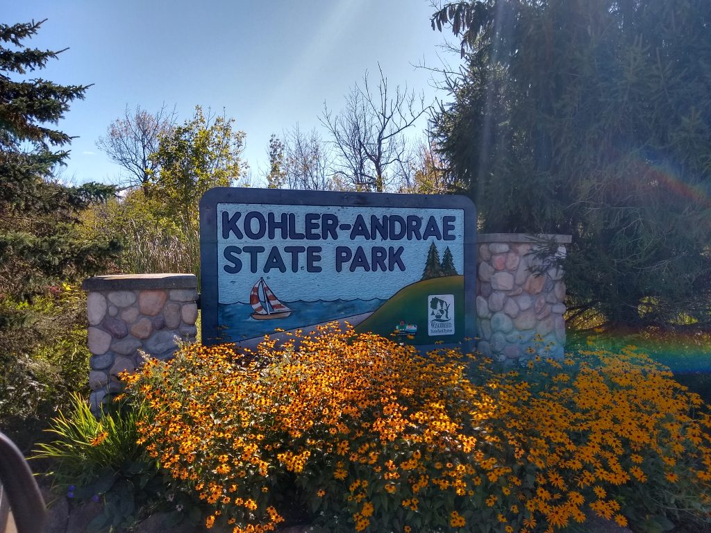 Kohler-Andrae State Park, Wisconsin