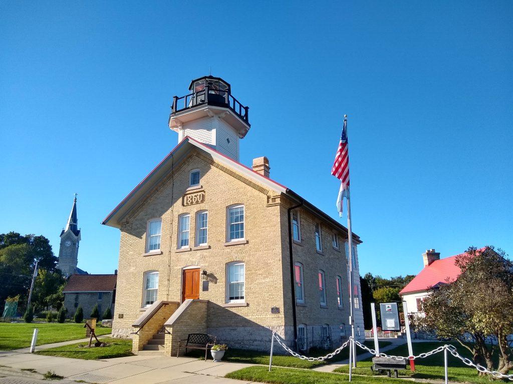 Port Washington light house, Wisconsin
