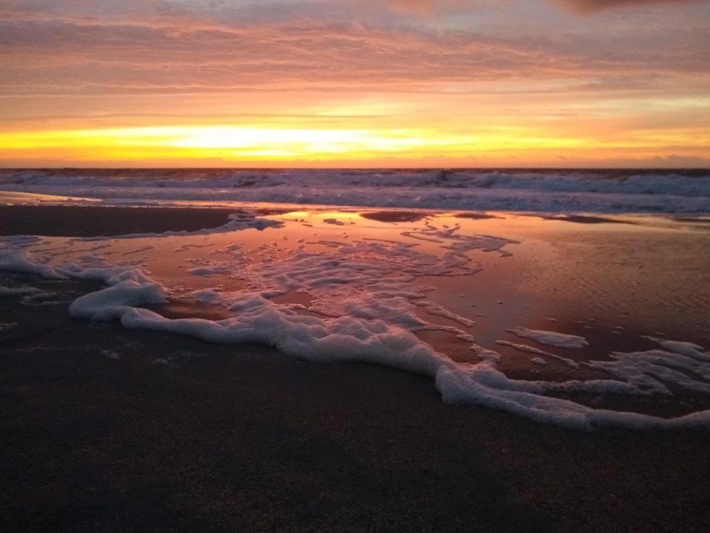One more sunrise from Huntington Beach State Park, South Carolina