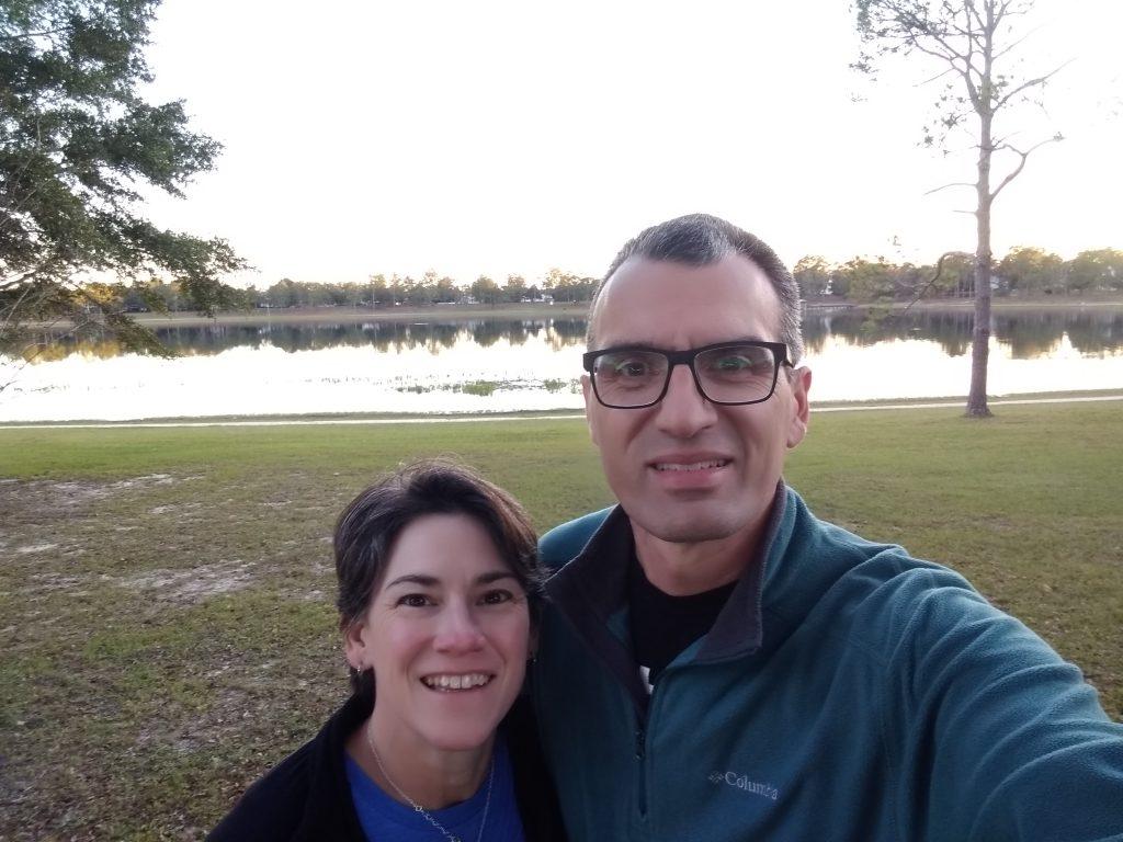 Defuniak Lake at Defuniak Springs, Florida